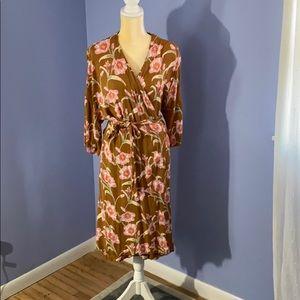 Roxy Kimono Wrap Dress